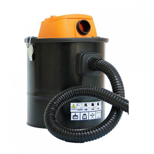 Aspirador de cendres amb motor. 75€/UT